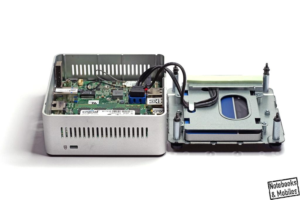 Sandisk Z400s M.2-SSD: Ideal für Notebooks oder Mini-PCs mit M.2-Steckplatz (SATA).