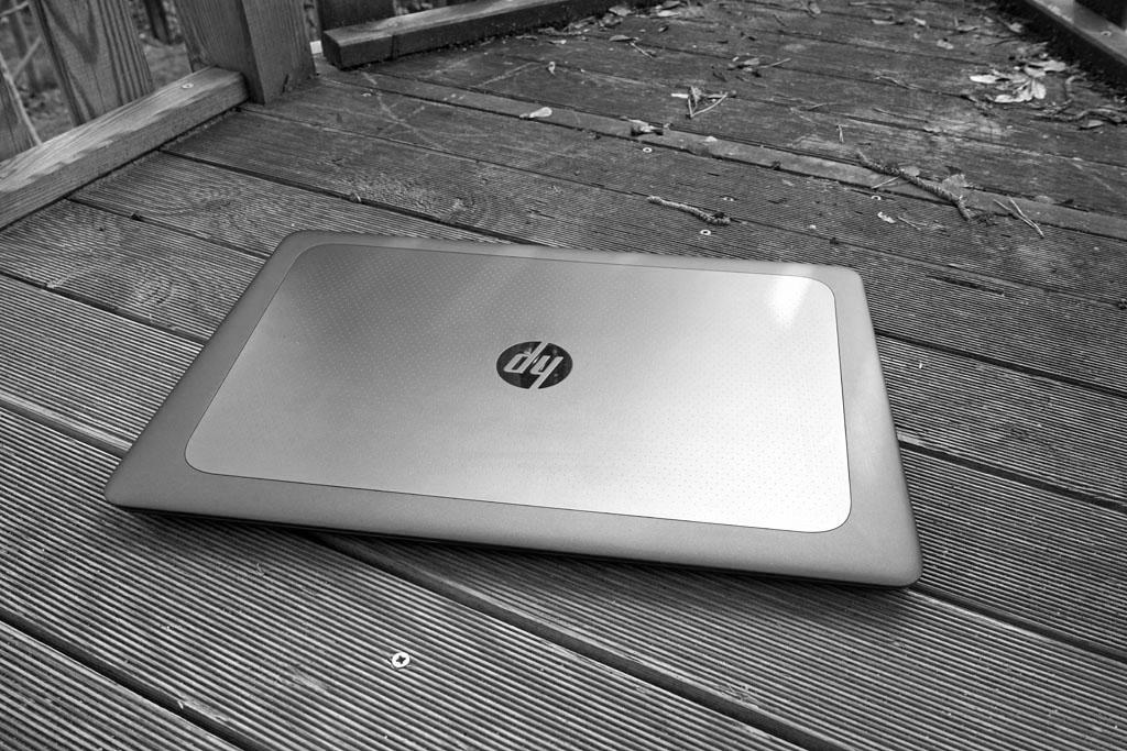 HP ZBook 15u G3 im Test