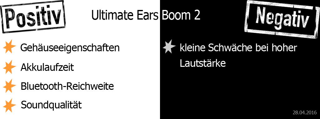 UE Boom 2