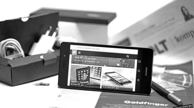 Huawei P8 Lite im Test