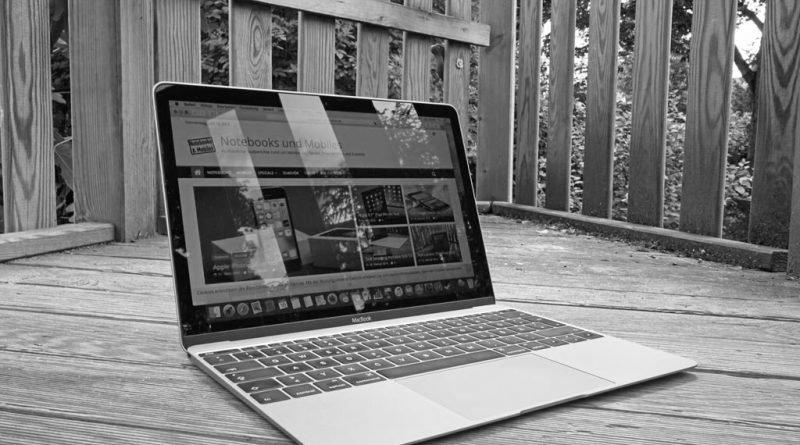 Apple MacBook 2016