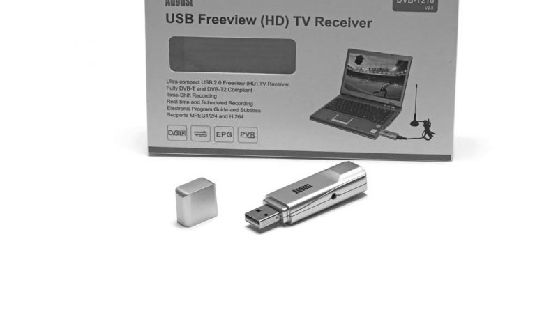 August DVB-T210