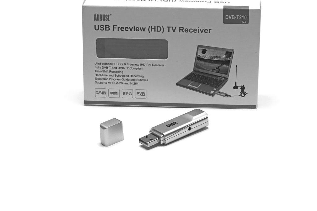 DRIVERS UPDATE: AUGUST DVB-T210