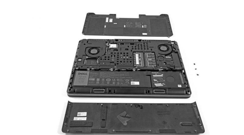 Dell Precision 7510 Upgrade-Test