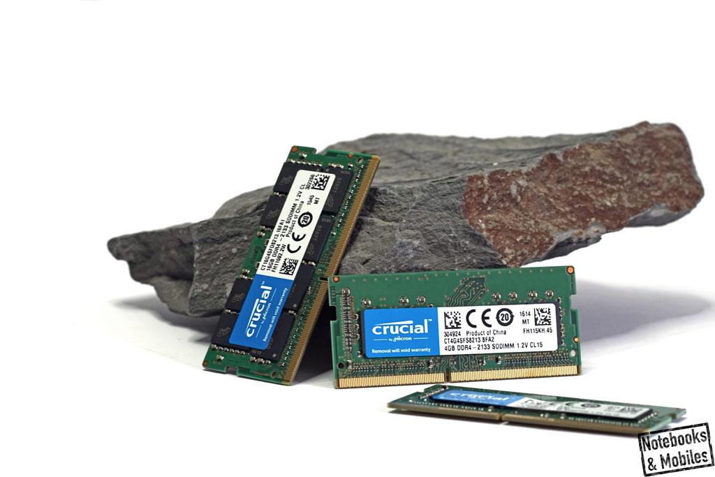 DDR4 RAM für Notebooks