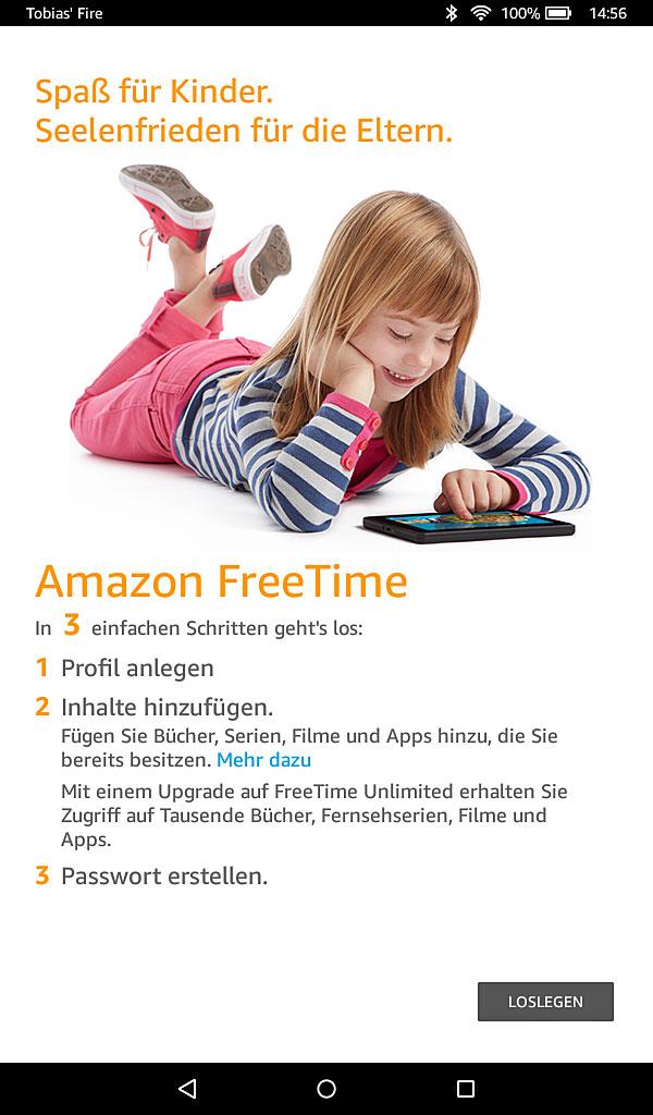 Amazon Fire Kids Edition