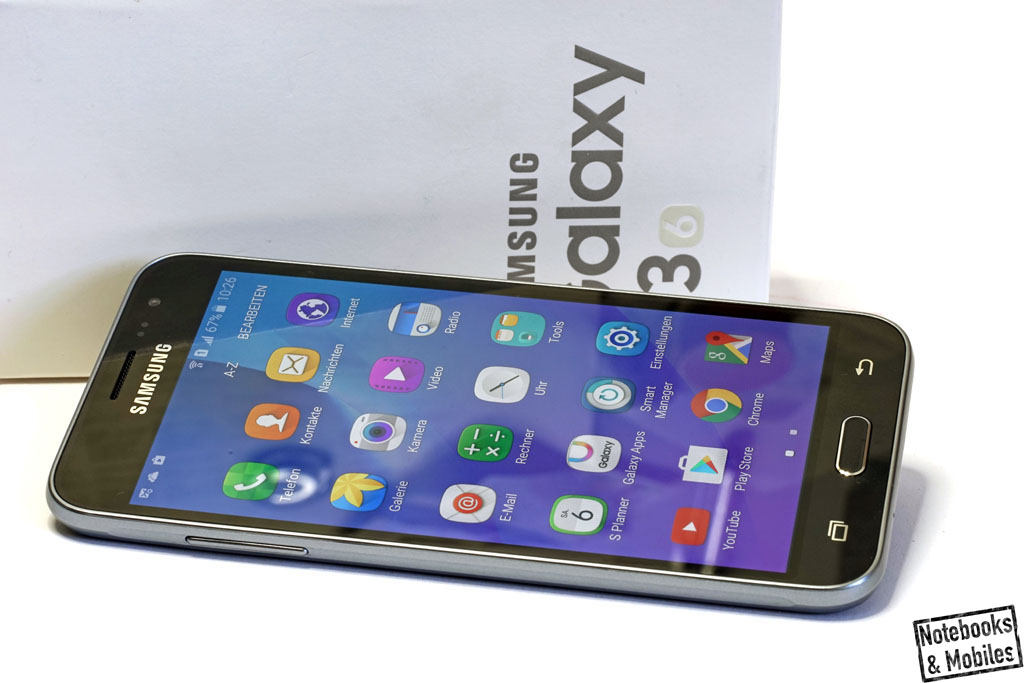 Samsung Galaxy J3 Duos