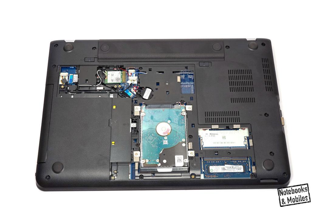 Lenovo Thinkpad E560 Im Upgrade Test Notebooks Und Mobiles