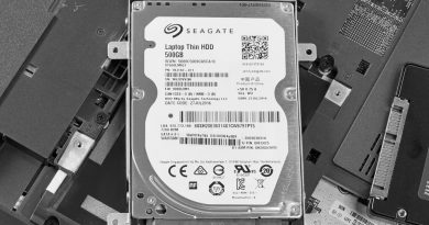 Seagate Laptop Thin 500 GB