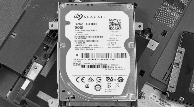 Seagate Laptop Thin 500 GB