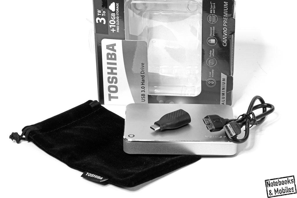 Toshiba Canvio Premium 3 TB