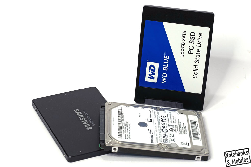 WD Blue PC SSD 500 GB