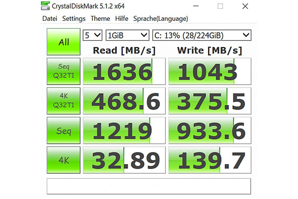 Toshiba XG3 M.2 256 GB