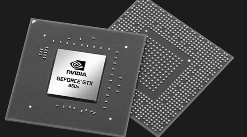 Bild Nvidia: Nvidia Geforce GTX 950M