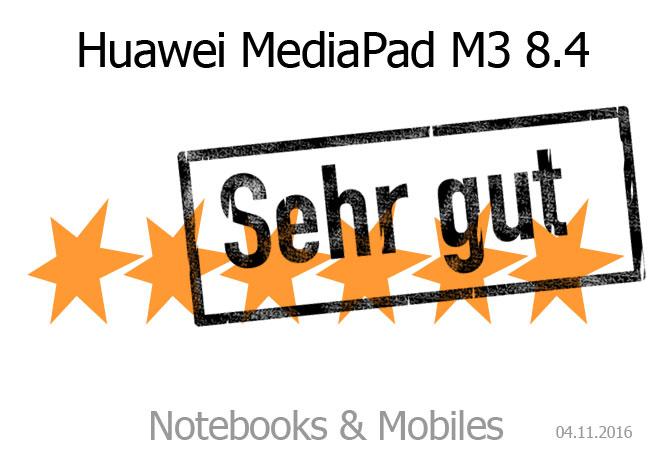 Huawei MediaPad M3 8.4