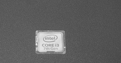Intel Core i3-7100U Kaby Lake