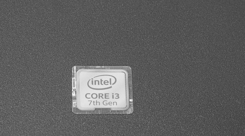 Intel Core i3-7100U Kaby Lake