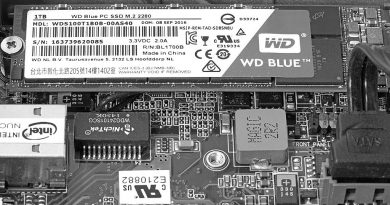 WD Blue PC M.2 SSD 1 TB
