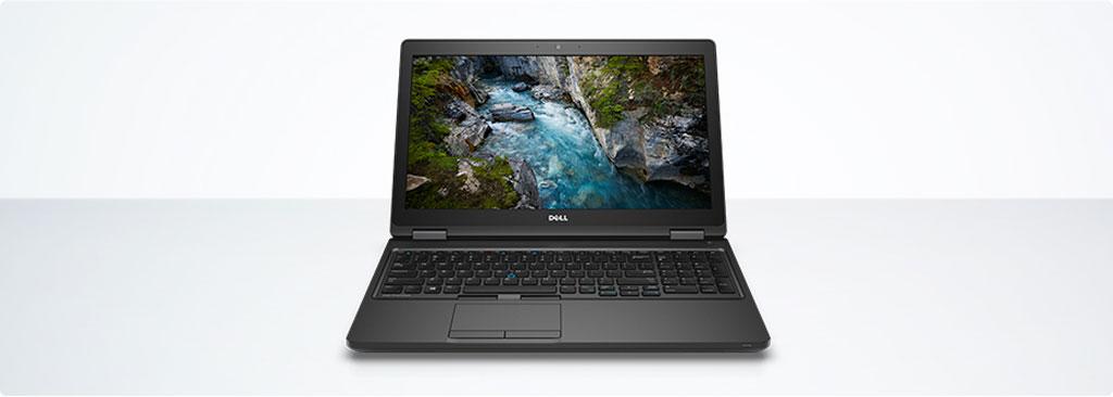 Bild Dell: Dell Precision 3520.