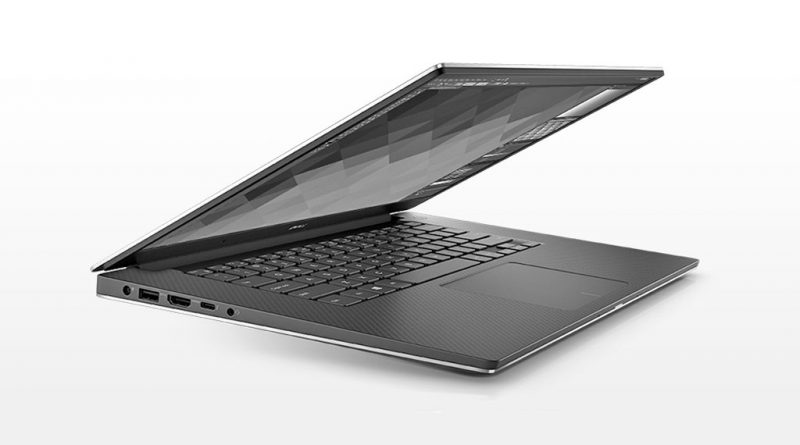 Bild Dell: Dell Precision 5520.