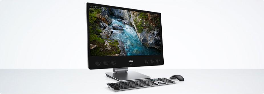 Bild Dell: Dell Precision 5720 AIO.