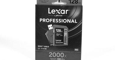 Lexar Professional 2000x UHS-II SDXC