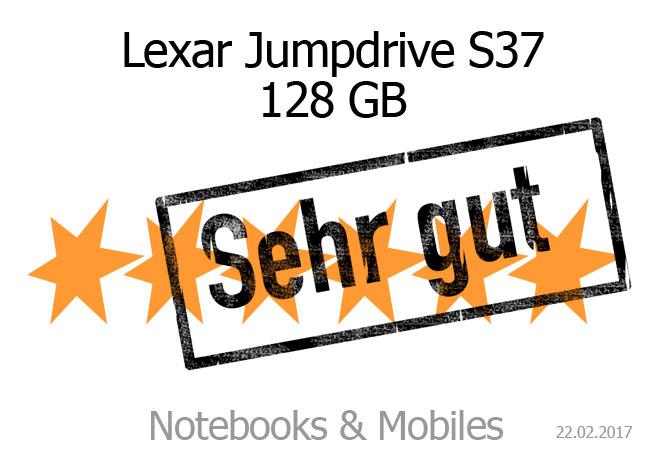 Lexar Jumpdrive S37