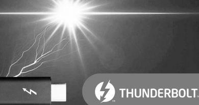 Bild Intel: Thunderbolt 3.