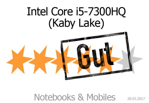 Intel Core i7-7600U & Intel HD Graphics 620