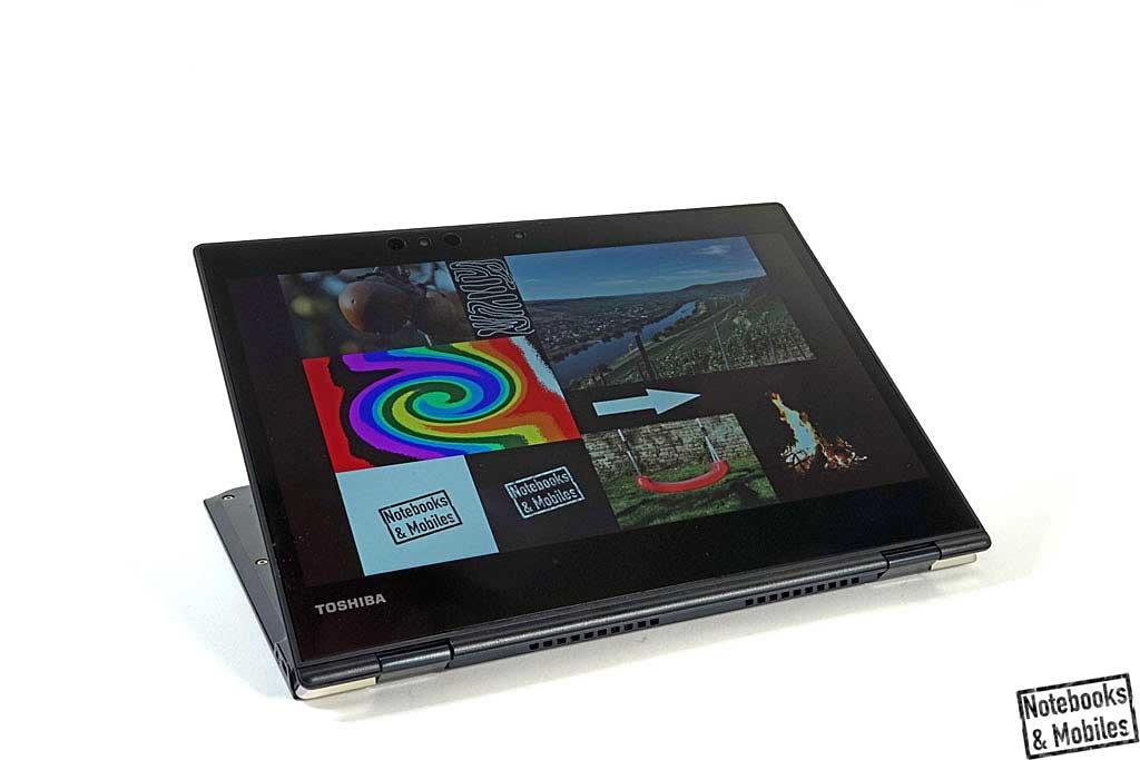 Toshiba Portégé X20W mit Intel core i7-7600U & Intel HD Graphics 620