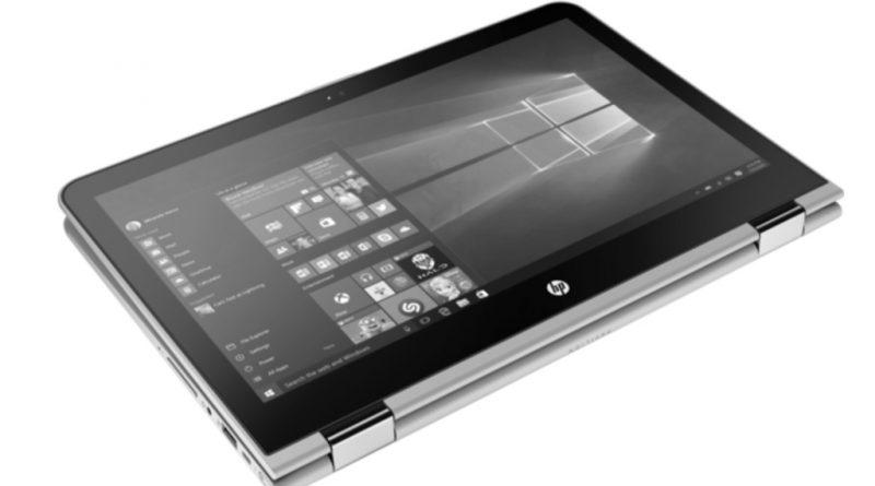 Bild HP: HP Pavilion X360 13-u105ng