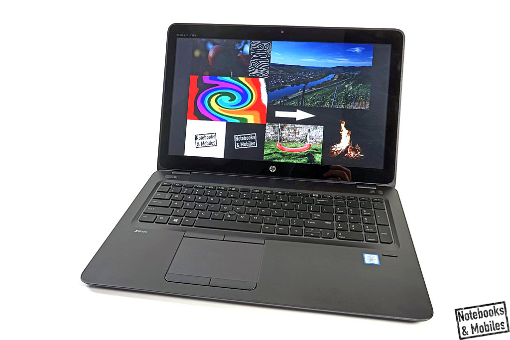 Hp Zbook 15u G4 Im Test Notebooks Und Mobiles