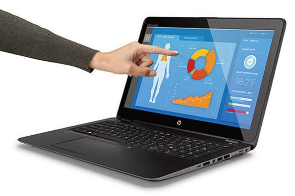 Bild HP: HP ZBook 2017 - HP ZBook 15u G4