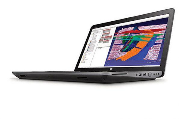 Bild HP: HP ZBook 2017 - HP ZBook 17 G4