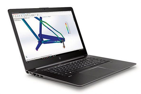 Bild HP: HP ZBook 2017 - HP ZBook Studio G4