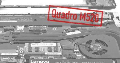 Nvidia Quadro M520