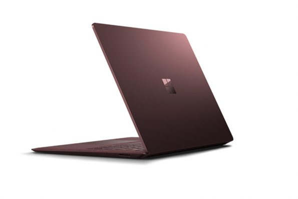 Bild Microsoft: Surface Laptop
