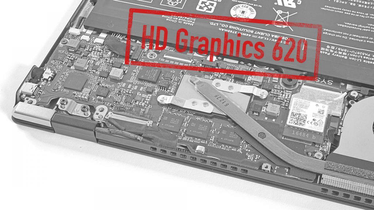 Intel HD Graphics 620 (Laptop) im Test - Notebooks und Mobiles