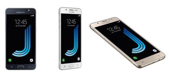Bild Samsung: Samsung Galaxy J5 (2016) DUOS: