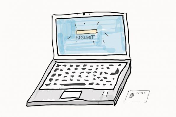 Sicherheit für Notebooks