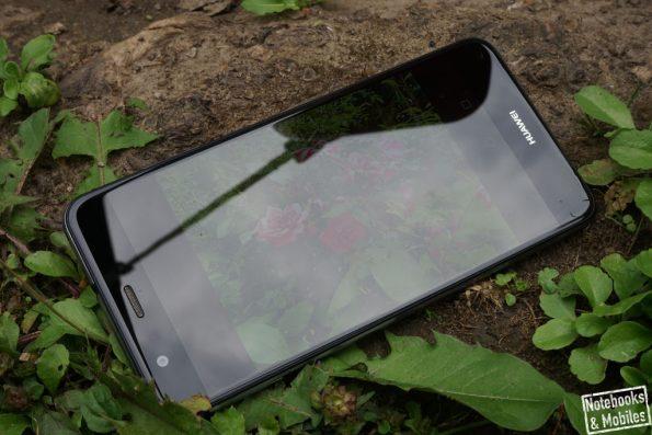 Huawei P10 lite mit gutem Display