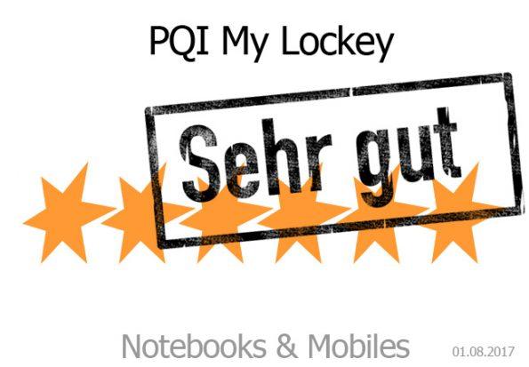 PQI My Lockey