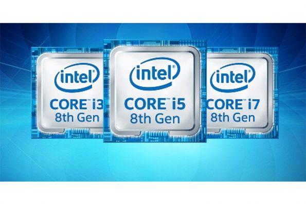 Bild Intel: Neue ULV-Prozessoren mit 4 Kernen geben den Startschuß für Intels 8. Core-Prozessorgeneration.