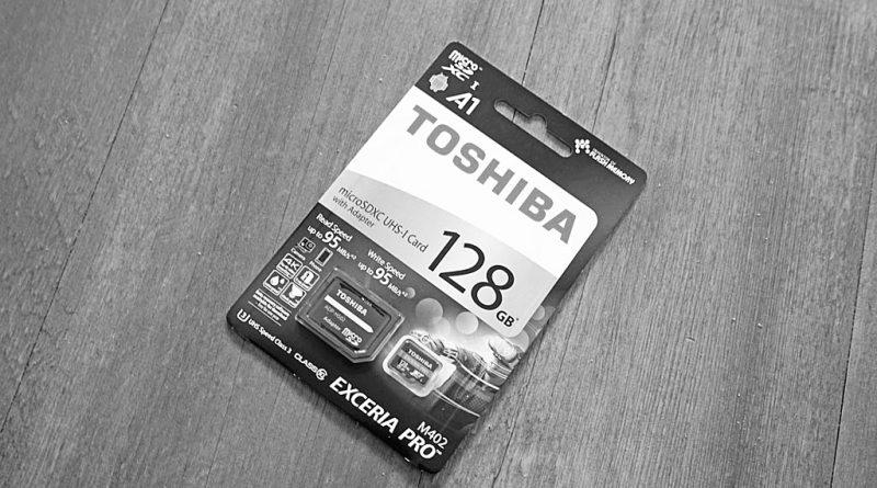 Toshiba Exceria Pro M402