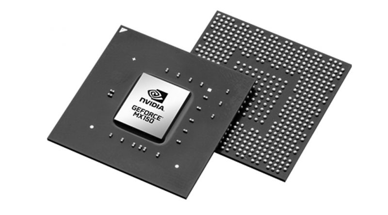 Bild Nvidia: Nvidia Geforce MX150