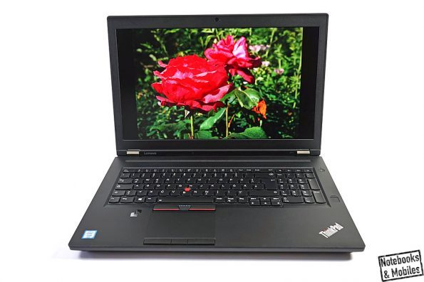 Lenovo ThinkPad P71 mit Intel HD Graphics P630