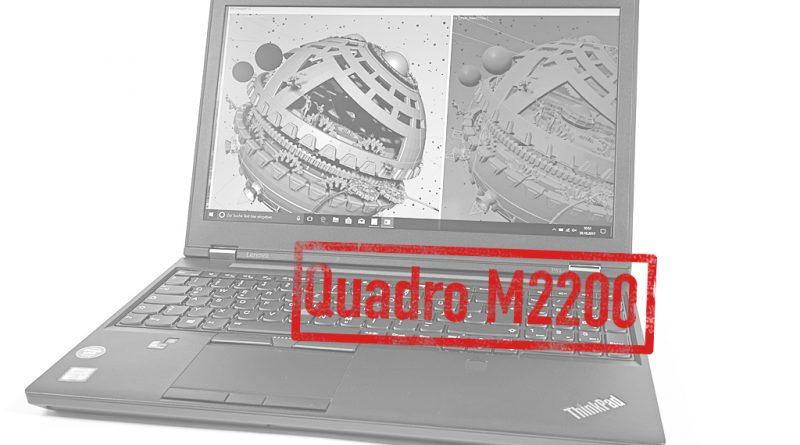 Nvidia Quadro M2200