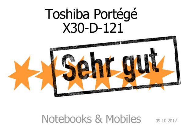 Toshiba Portégé X30-D-121