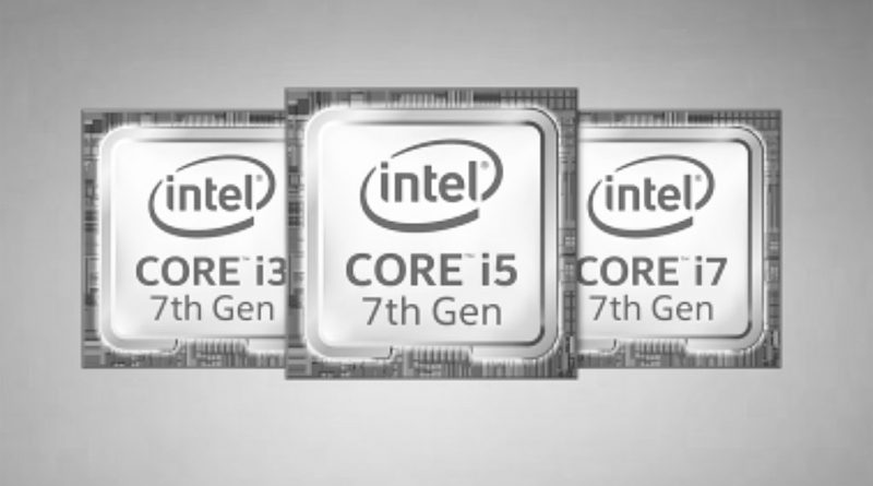 Bild Intel: Intel Core i7-7820HQ