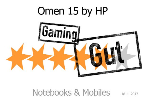 Omen 15 by HP